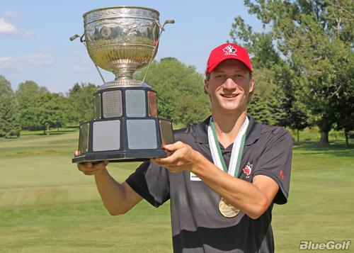 Investors Group Ontario Junior Boys' Championship