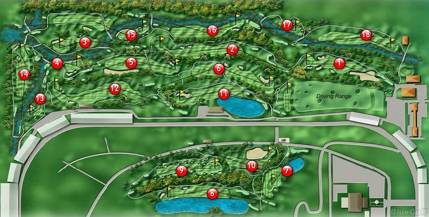 """Résultat de recherche d'images pour """"Brickyard Crossing Golf Club"""""""