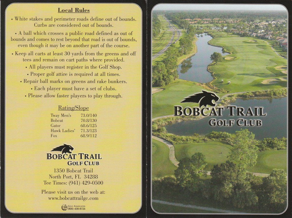 29++ Charlotte harbor national golf club scorecard information