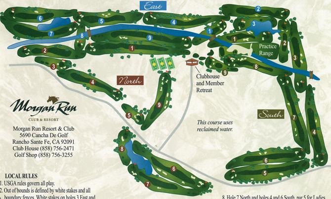 morgan run resort and club north south layout map. Black Bedroom Furniture Sets. Home Design Ideas