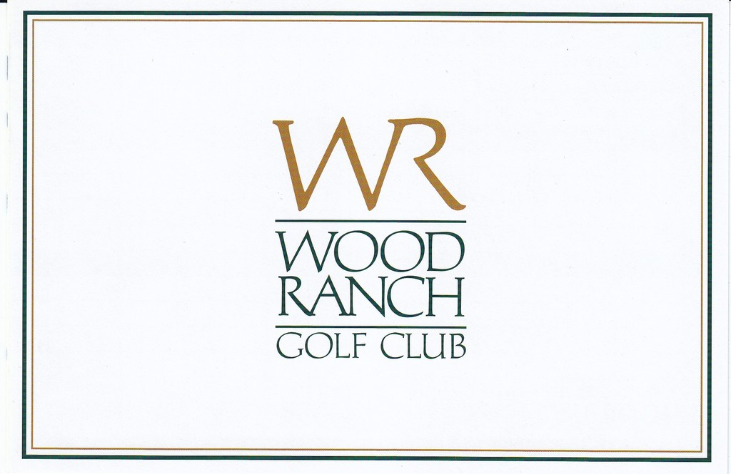 Wood Ranch Golf Club - Wood Ranch Golf Club - Actual Scorecard Course Database