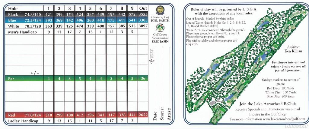 Arrowhead Golf Course Moln Movies And Tv 2018