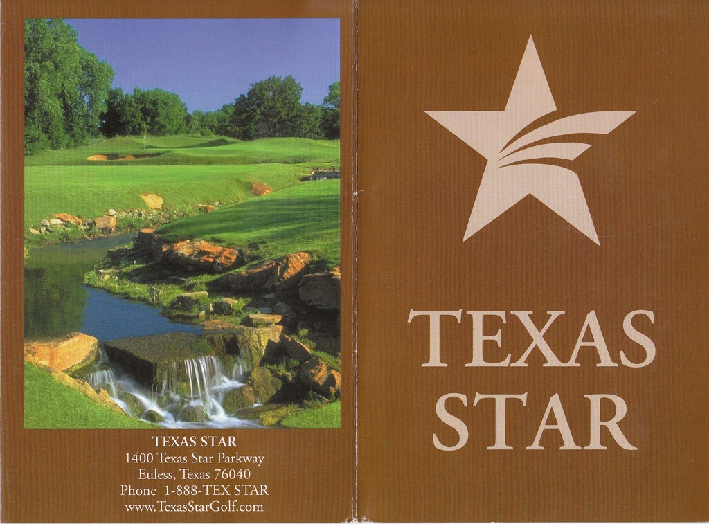 Texas Star Golf Course 96