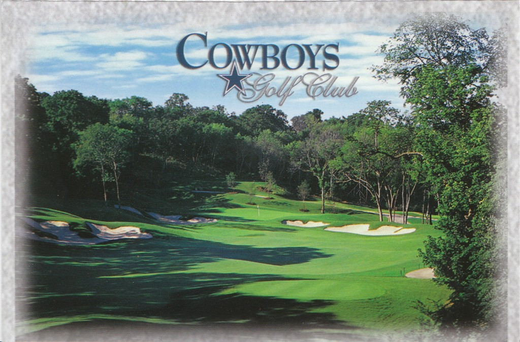 Cowboys GC - Actual Scorecard | Course Database Golfers
