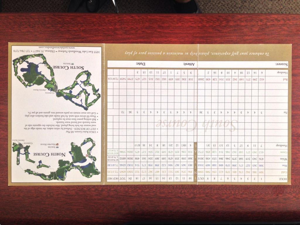 Eastlake Woodlands Country Club, Oldsmar, Florida - Golf ...