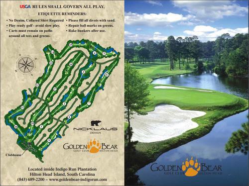 Golden Bear Pro Golf Tour