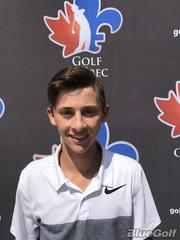 Jonathan Demers - Tournament Results | Golf Canada